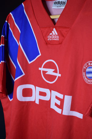 BAYERN MUNICH 1991-1993 OFFICIAL JERSEY Size L (VERY GOOD)