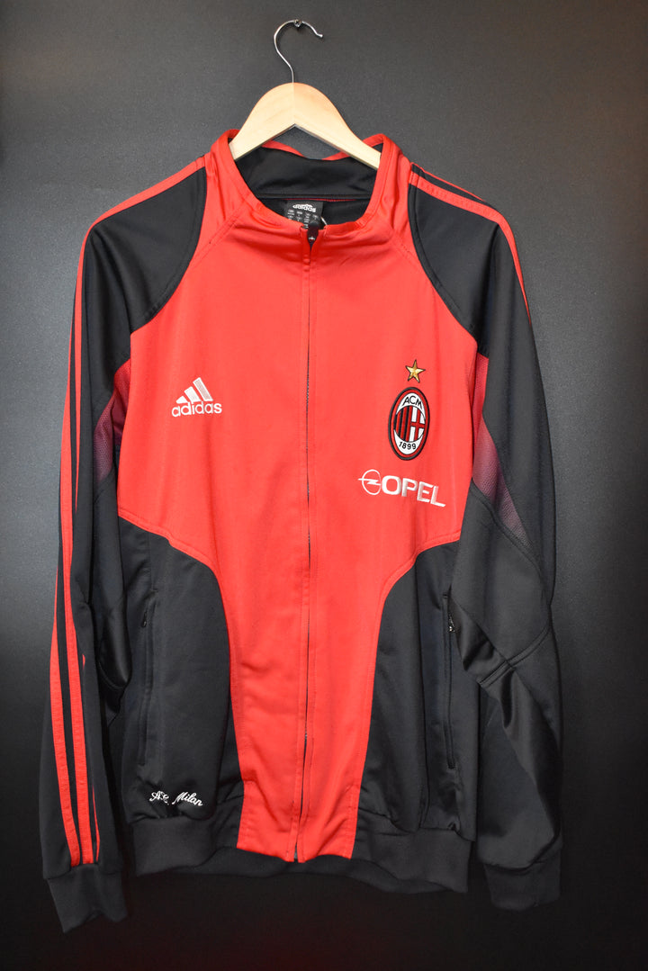 AC MILAN 2002-2003 ORIGINAL JACKET  Size L (VERY GOOD)