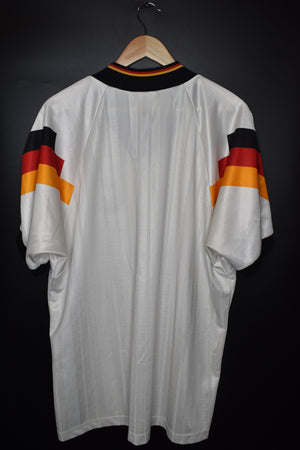 GERMANY 1992 EURO CUP JERSEY Size XL (VERY GOOD)