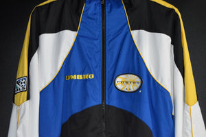 BOCA JUNIORS MARADONA 1995 OFFICIAL JERSEY  (EXCELLENT)