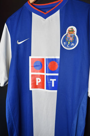 PORTO 2006-2007 ORIGINAL JERSEY SIZE XL (VERY GOOD)