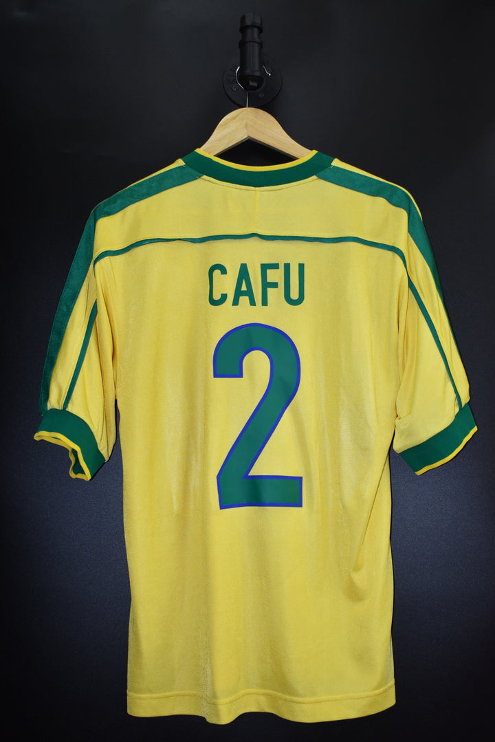 BARCELONA 2006-2007 SEASON JERSEY  Size S OR YOUTH XL (VERY GOOD)