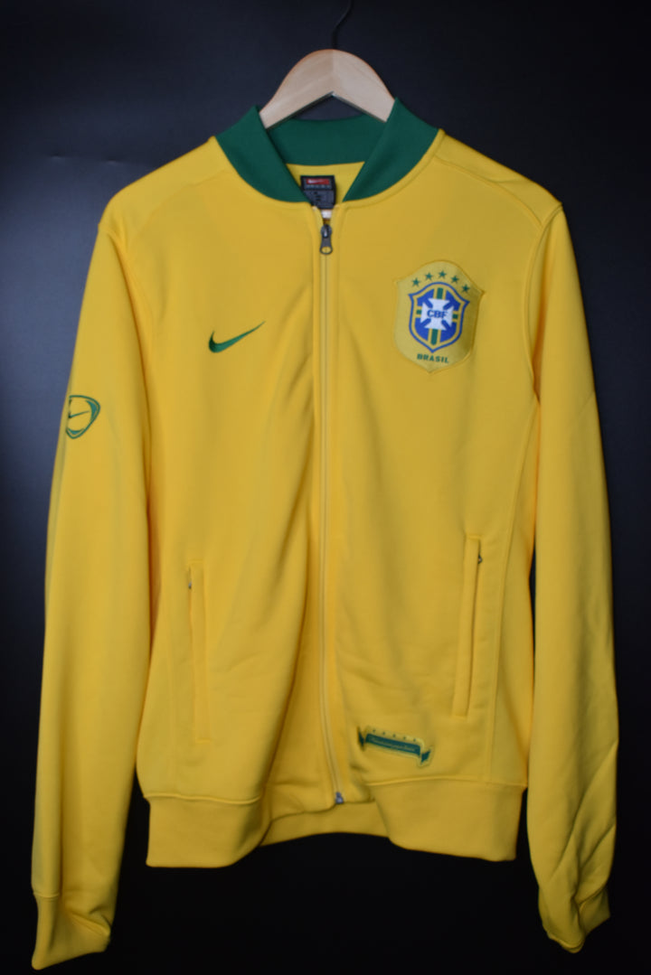 BRAZIL 2006 WORLD CUP  JACKET Size M (EXCELLENT)