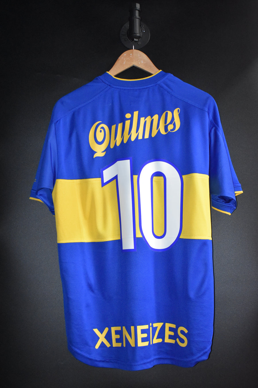 SPAIN 2002 WORLD CUP ORIGINAL JERSEY Size M (EXCELLENT)