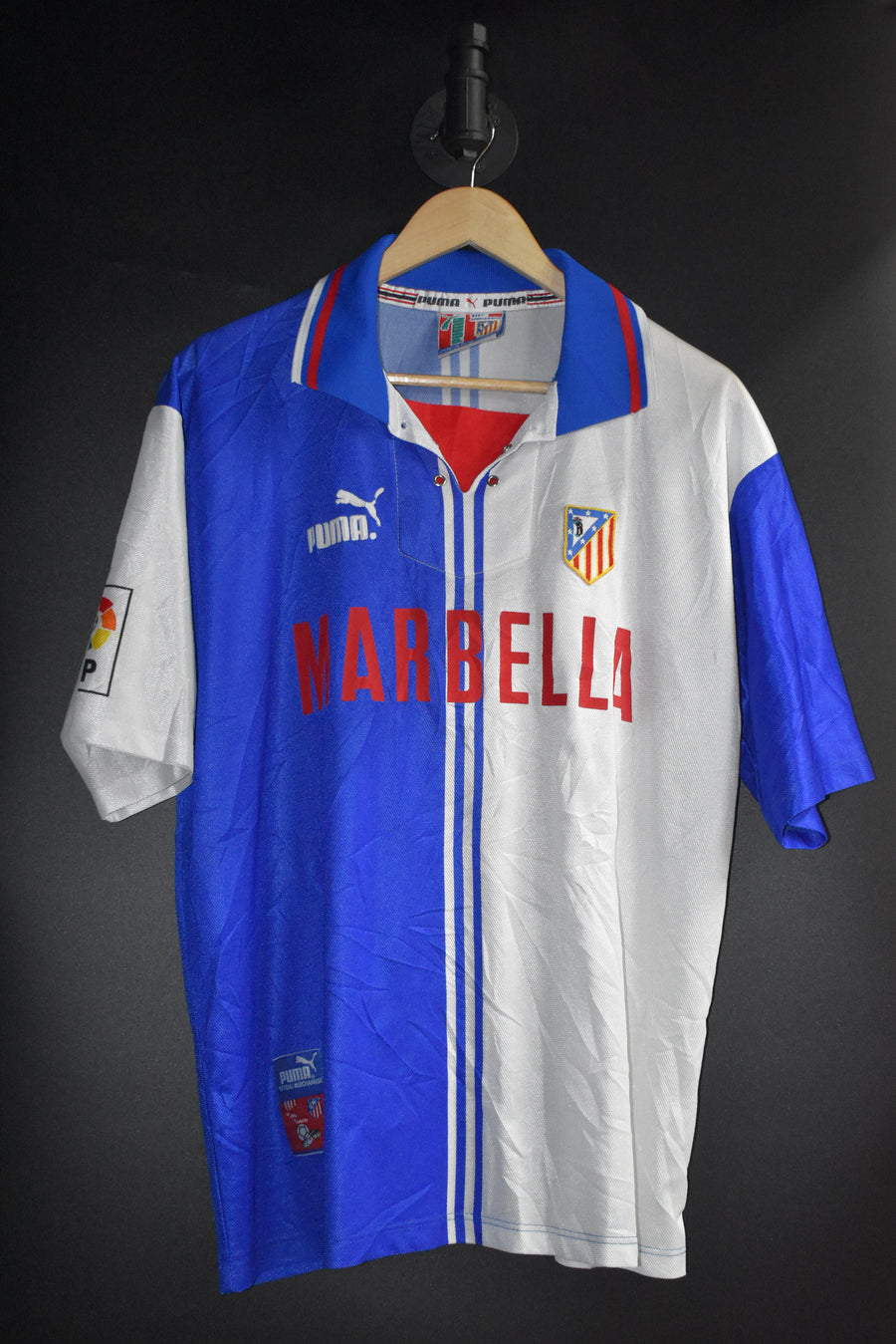 BARCELONA 1995-1997 OFFICIAL  JERSEY Size XL (VERY GOOD)