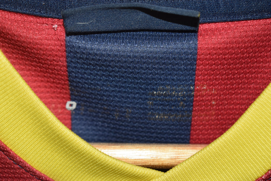 BRAZIL 1997  COPA AMERICA JERSEY Size L (EXCELLENT)