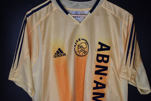 AJAX WESLEY SNEIJDER ORIGINAL 2001-2002 SEASON JERSEY Size M (VERY GOOD)