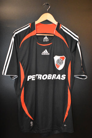 RIVER PLATE 2006-2007 ORIGINAL AWAY JERSEY Size L (VERY GOOD)