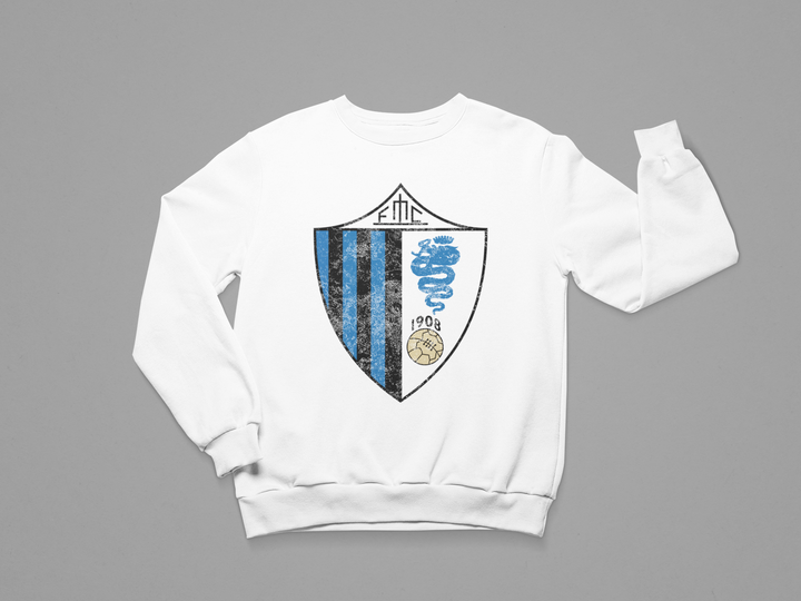 INTER MILAN VINTAGE BADGE CREWNECK