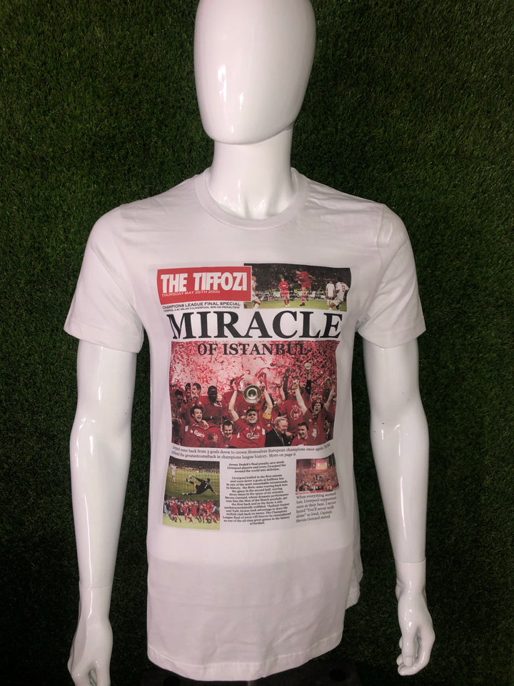 LIVERPOOL MIRACLE OF ISTANBUL