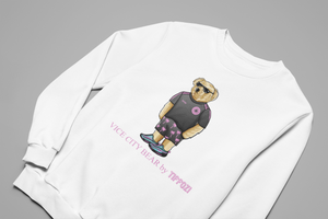 INTER MIAMI BEAR BY TIFFOZI CREWNECK
