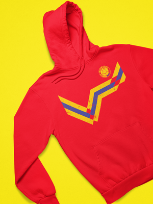 COLOMBIA CAFETERO 1990  HOODIE