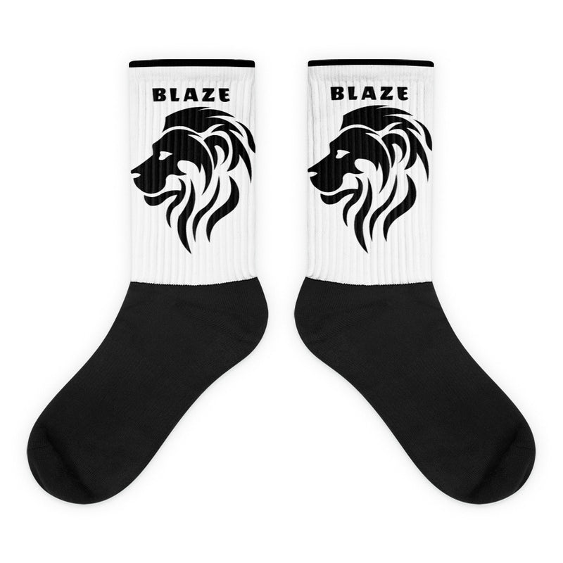 Blazing Lion Socks