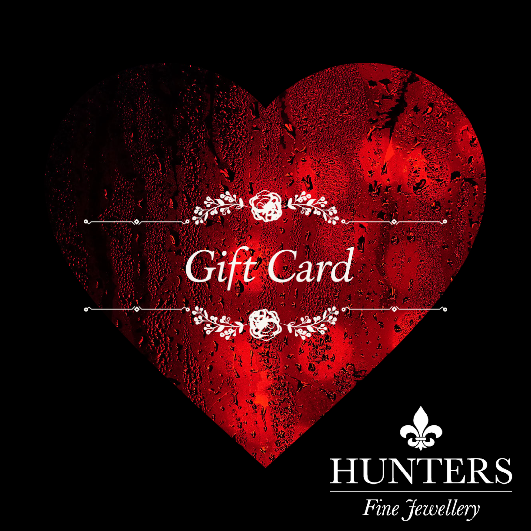 Hunters Fine Jewellery ~ Gift Card-Gift Cards-Hunters Fine Jewellery