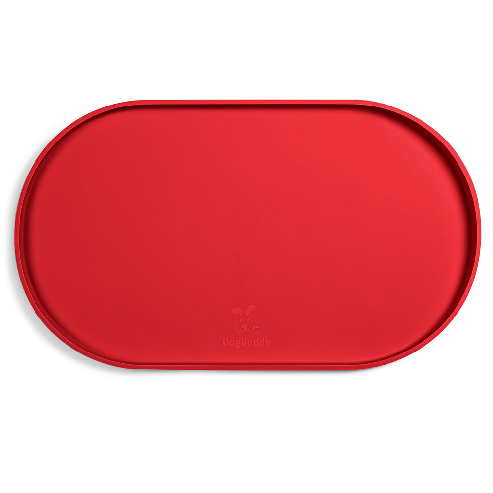 Oval Food Mat, Small