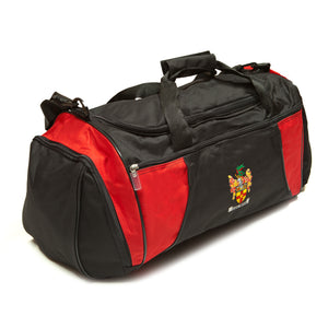 Large sports holdall