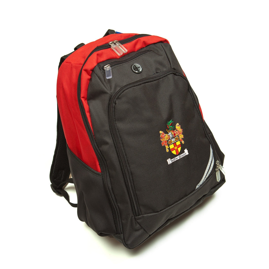Crested School back-pack