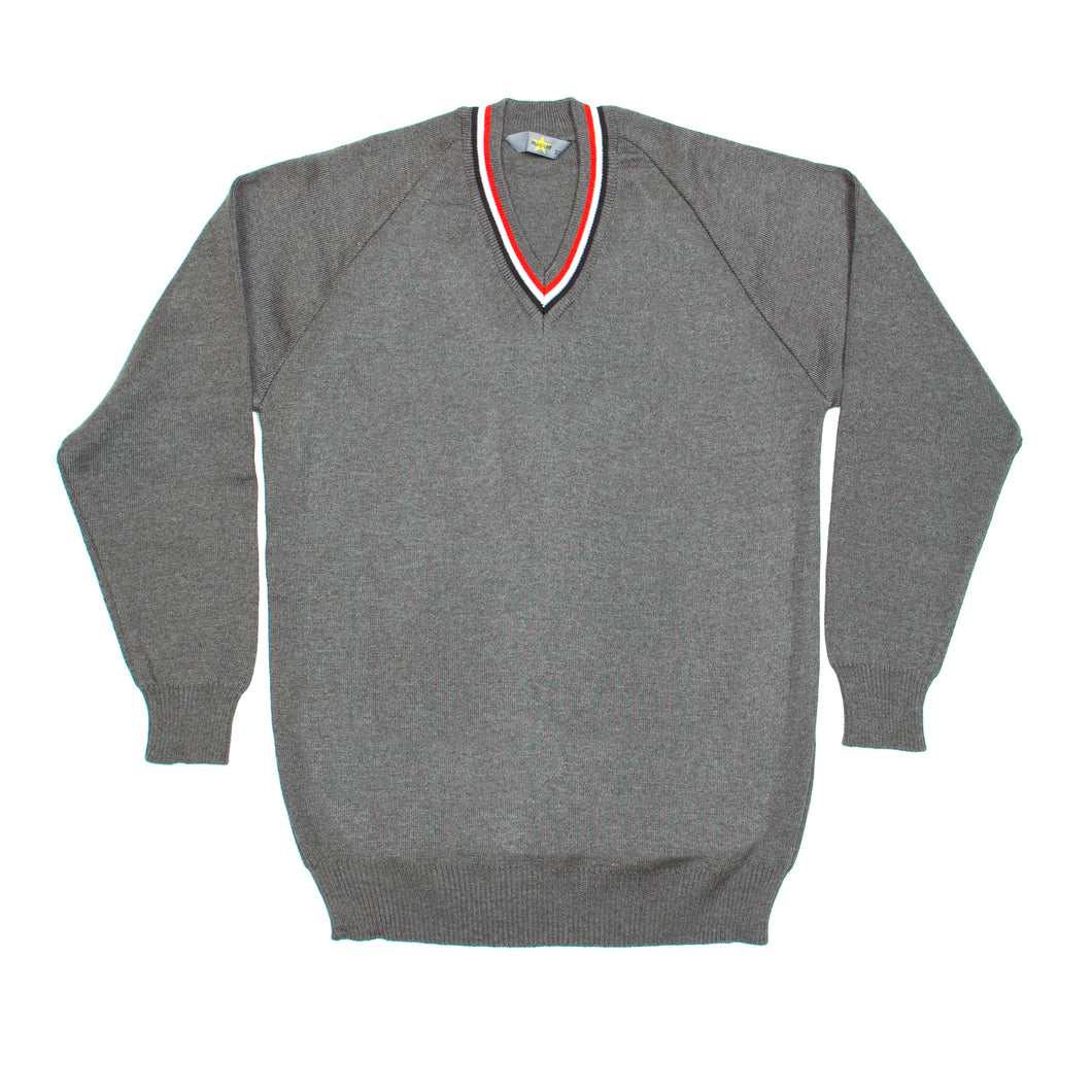 School Grey Jumper