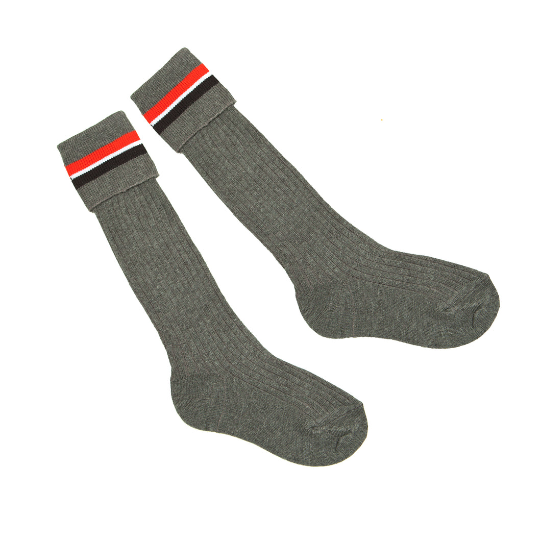 School long grey socks (Boys)