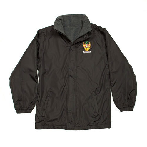 Crested School coat
