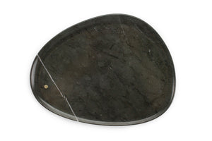 Presentation plate in Grey Stone
