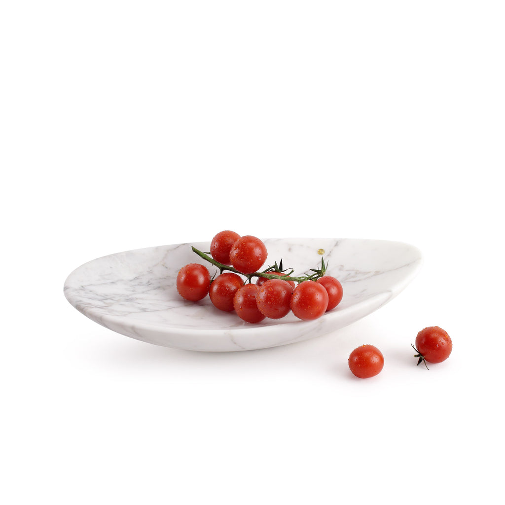 Small bowl in Calacatta marble