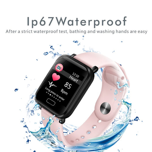 Modern Women's Waterproof SmartWatch