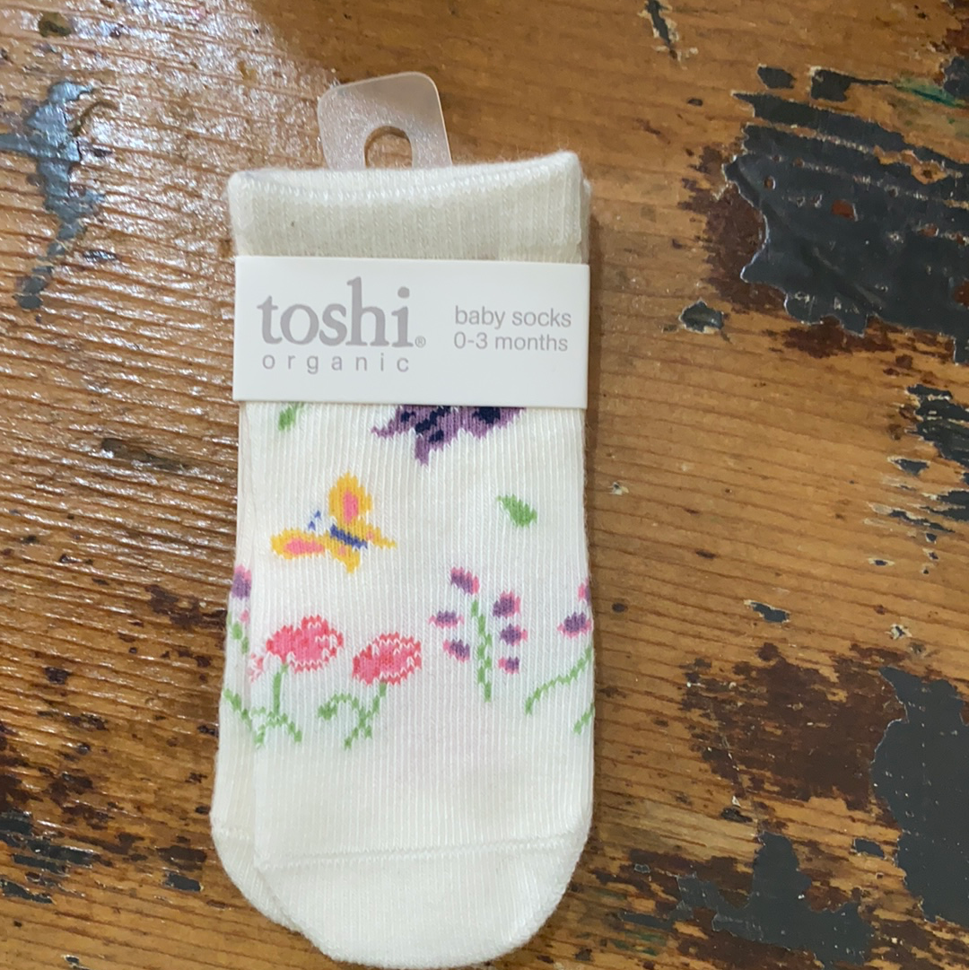 Toshi organic cotton socks COLLECTION HERE