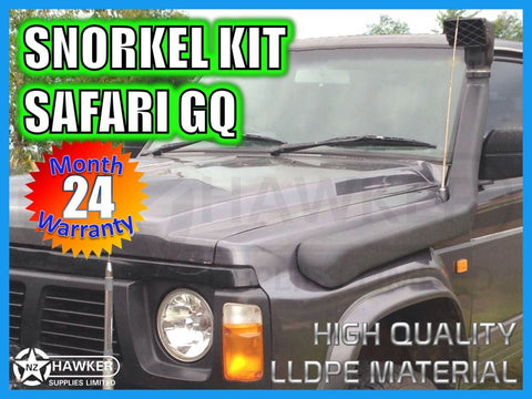 SNORKEL 4x4 NISSAN SAFARI GQ Y60 BRAND NEW! #01