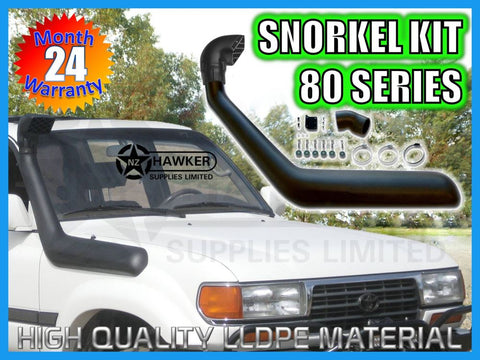 SNORKEL 4x4 TOYOTA LANDCRUISER 80 SERIES NEW! #05