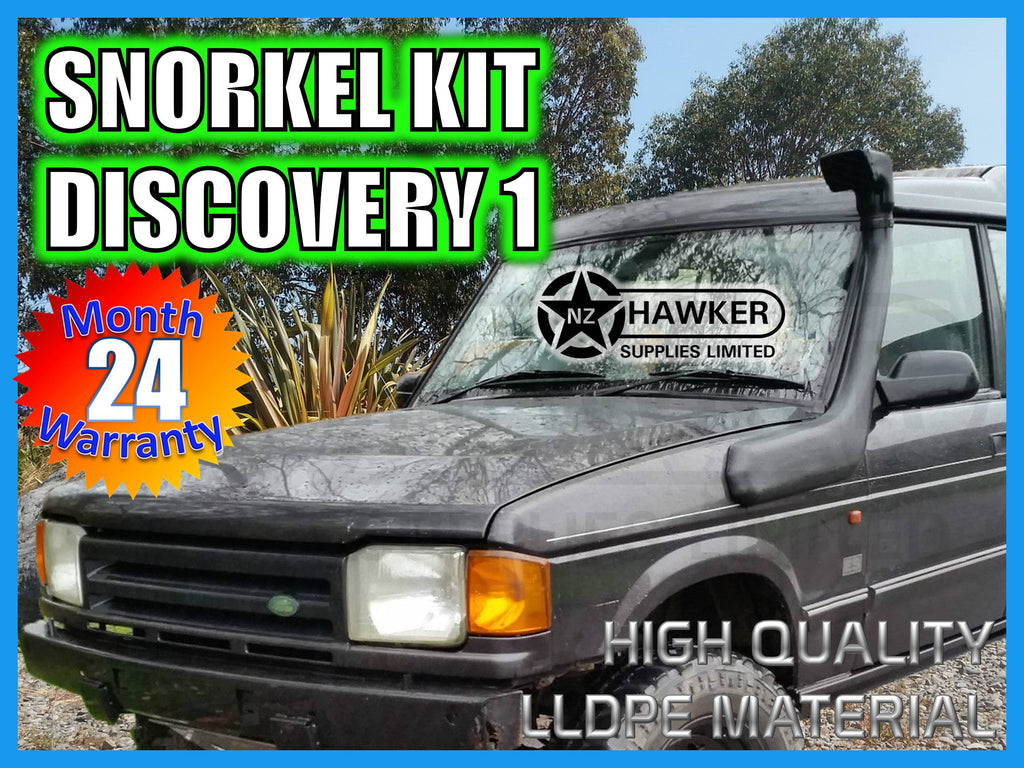 SNORKEL 4x4 LANDROVER DISCOVERY 1 94+ BRAND NEW #08