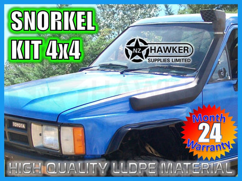 SNORKEL 4x4 TOYOTA HILUX/SURF 60/65 SERIES NEW #17