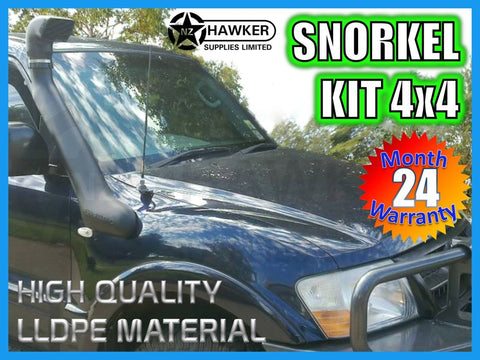 SNORKEL 4x4 MITSUBISHI PAJERO NM SERIES V60 NEW #27