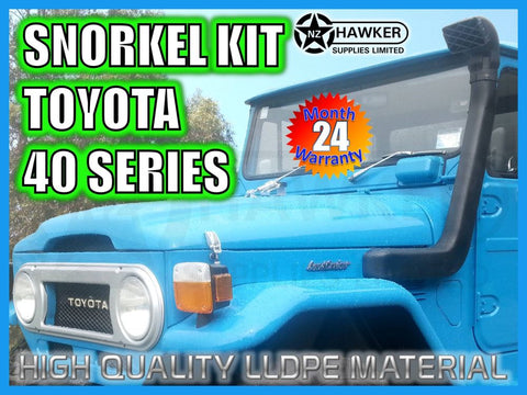 SNORKEL 4x4 TOYOTA LC 40+42+45+47 SERIES NEW! #44