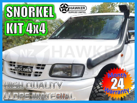 SNORKEL 4x4 HOLDEN RODEO R9 / TF 1997-2001     #46