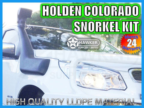 SNORKEL 4x4 HOLDEN COLORADO RG & RG7 2012+ NEW! #64