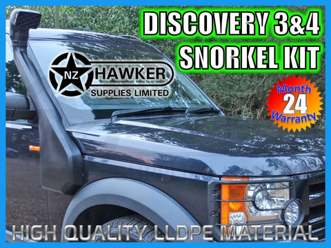 SNORKEL 4x4 LANDROVER DISCOVERY 3 & 4 2006 ONWARDS #78