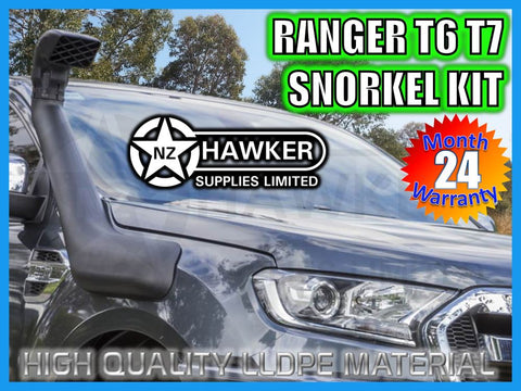 SNORKEL 4x4 FORD RANGER T6 T7 PX PX2 DIESEL 2011 onwards #92