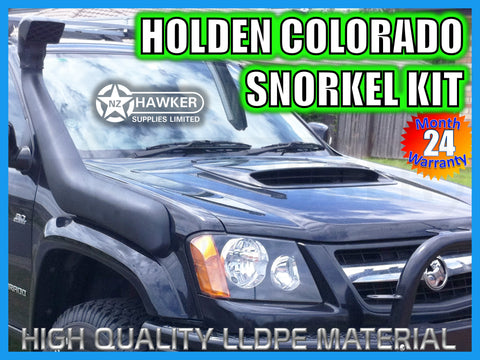 SNORKEL 4x4 HOLDEN COLORADO RC 2008-2011 BRAND NEW! #99