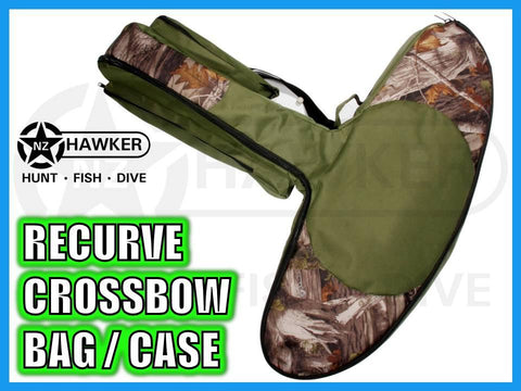CROSSBOW CASE / BAG CAMO! FITS LGE&SML RECURVE 02