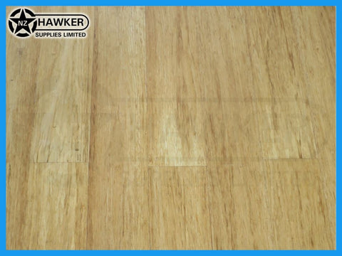 Natural Strand Woven Bamboo Flooring per SQM