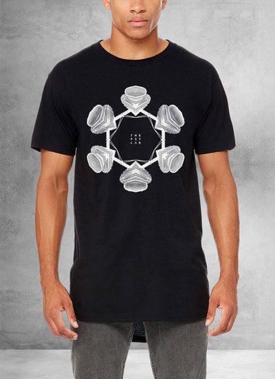The Portal Mandala Long T Shirt