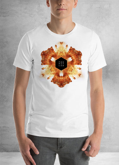 Red Canyon Mandala Unisex T-Shirt