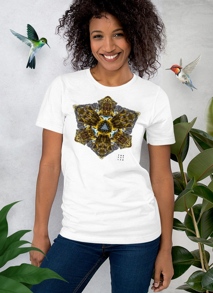 Trinity Source Mandala T-Shirt