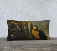 Load image into Gallery viewer, Birds Pillowcase 24x12