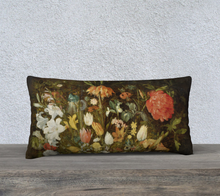 Load image into Gallery viewer, Bouquet III Pillowcase 24x12