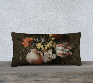 Tulips II Pillowcase 24x12