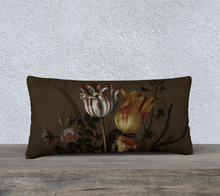 Load image into Gallery viewer, Tulips II Pillowcase 24x12