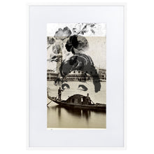 Load image into Gallery viewer, Matte Paper Framed Poster With Mat