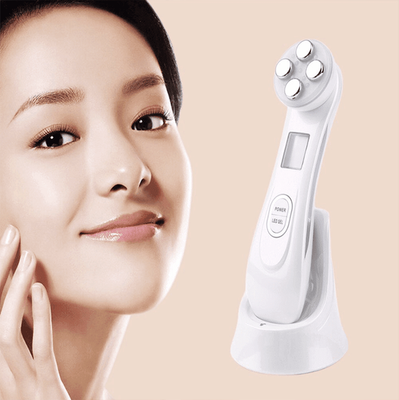 Skin Aid Wand Photon Rejuvenation Device